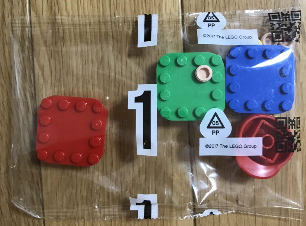 レゴマリオスターターセット袋1