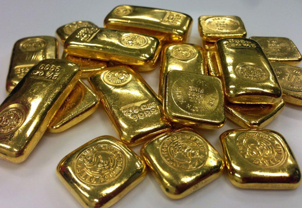 ゴールド金